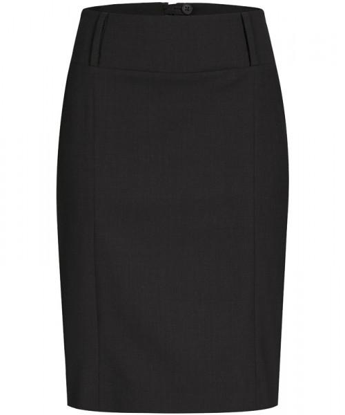 GREIFF Damen-Rock Regular Fit schwarz Corporate Wear 1517.666.110 1517 666 Rock