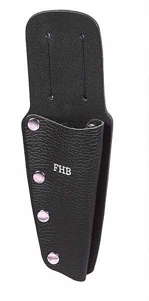 FHB MALTE Messertasche spezial, schwarz