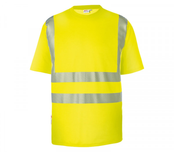 KÜBLER REFLECTIQ T-Shirt warngelb 5043