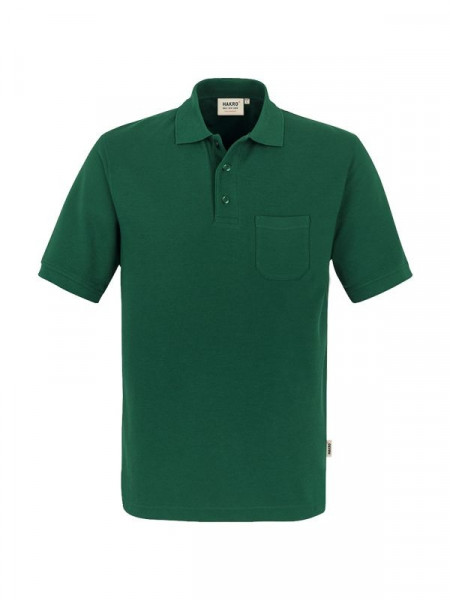 Hakro Pocket-Poloshirt Performance tanne 0812-072