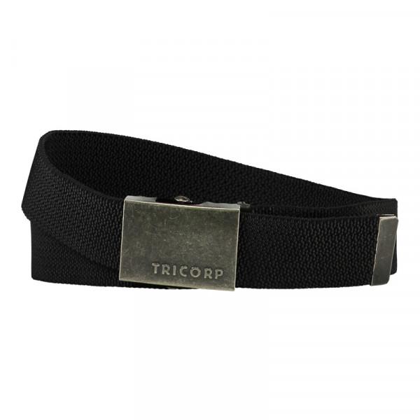 TRICORP, Gürtel Stretch, Black, 652003