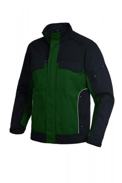 FHB ERNST Arbeitsjacke, grün-schwarz