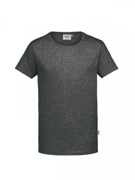 Hakro T-Shirt GOTS-Organic anthrazit meliert 0271-328
