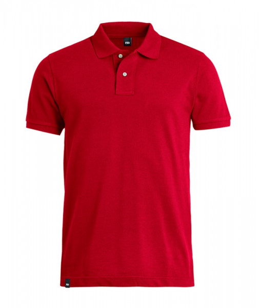 FHB DANIEL Polo-Shirt, rot