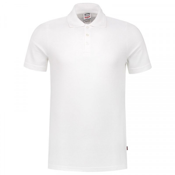TRICORP, Poloshirt Slim Fit 180g Waschbar 60°C, White, 201020