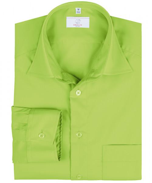 GREIFF, Herren-Hemd 1/1 Regular F/apfelgrün Art.Nr