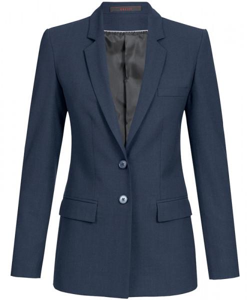 GREIFF Damen-Blazer Regular Fit marine Corporate Wear 1421.666.120 1421 666 Blazer