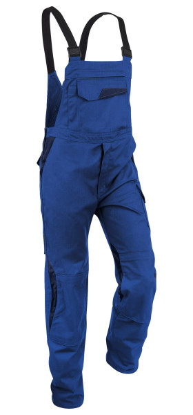 KÜBLER VITA cotton+ Latzhose kbl.blau/dunkelblau, 3L473421