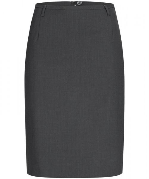 GREIFF Damen-Rock Regular Fit anthrazit Corporate Wear 1542.666.111 1542 666 Rock