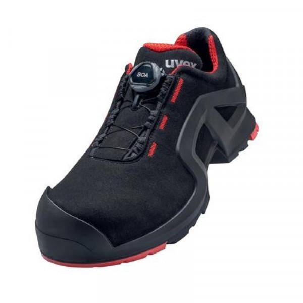 UVEX, 1 x-tended support BOA® Sicherheitsschuh S3 Halbschuh Weite 11 / 65672