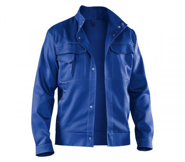 KÜBLER ORGANIQ Jacke kbl.blau, 12481414