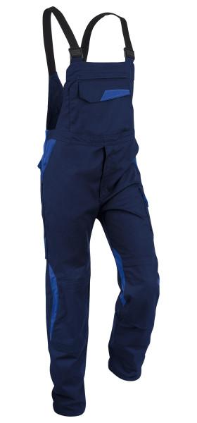 KÜBLER VITA cotton+ Latzhose dunkelblau/kbl.blau, 3L473421