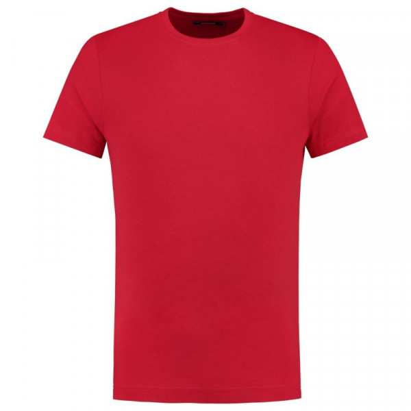 TRICORP, T-Shirt Slim Fit, Red, 101004