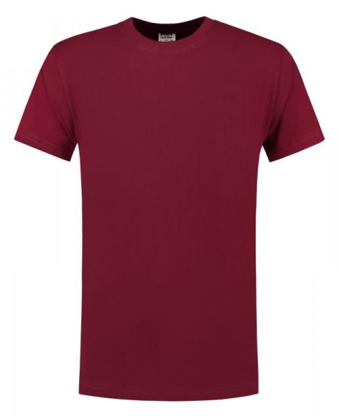 TRICORP, T-Shirt 190g, Wine, 101002