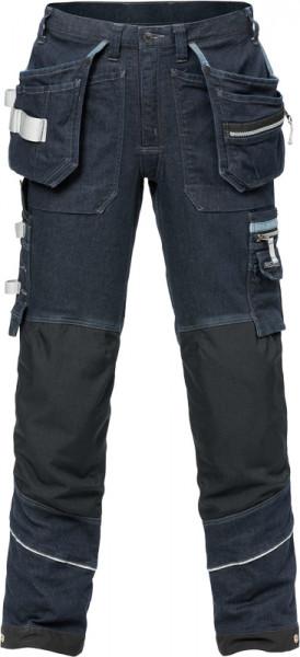 Kansas Gen Y Handwerker Stretch-Jeans schwarz 124152