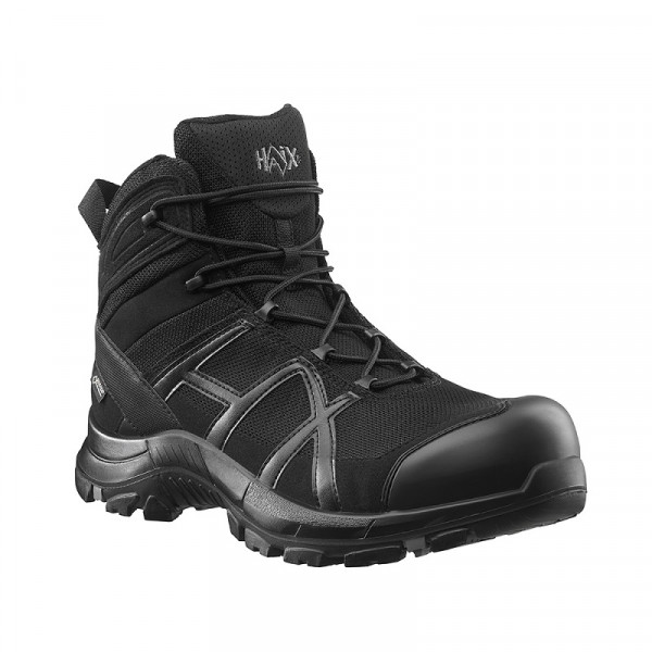 HAIX, BLACK EAGLE Safety 40 mid/black-black, 610024
