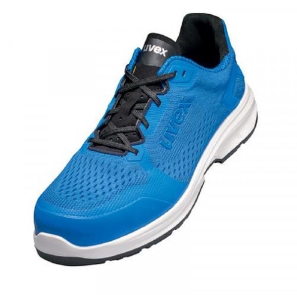UVEX, 1 sport Sicherheitsschuh S1 Halbschuh Weite 11 blau / 65998