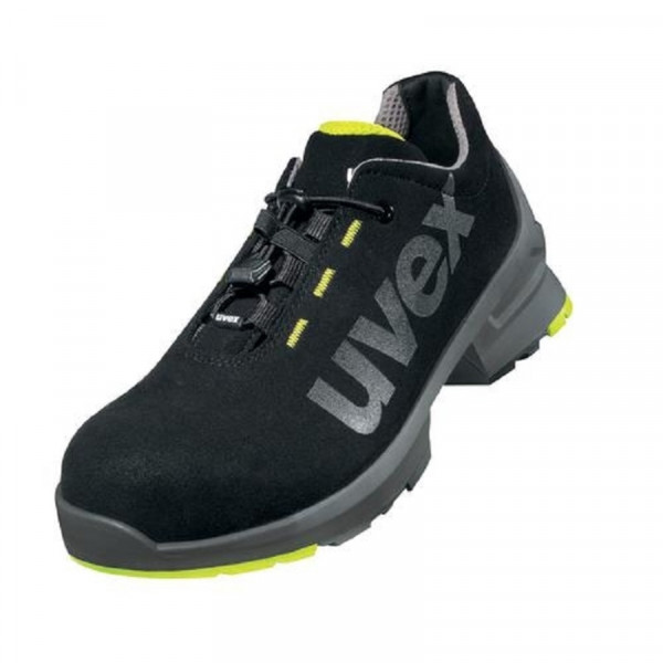 UVEX, 1 Sicherheitsschuh S2 Halbschuh Weite 11 sch/silb/lim / 85448