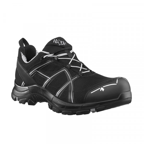 HAIX, BLACK EAGLE Safety 41 low/black-silver, 610003