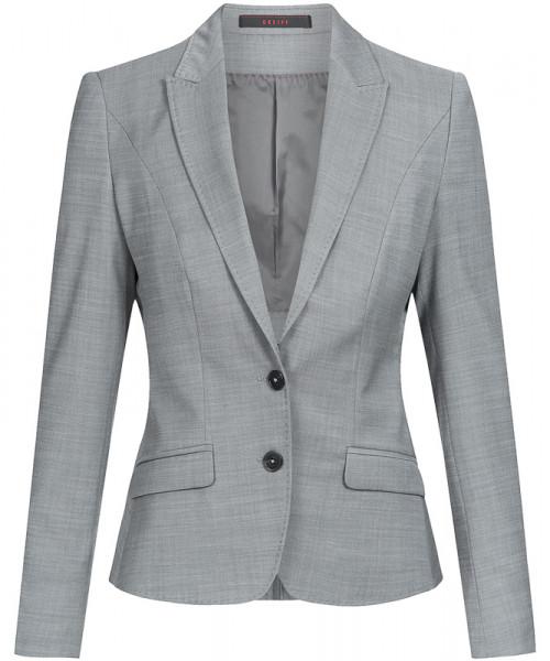 GREIFF Damen-Blazer Slim Fit hellgrau Corporate Wear 1426.2820.14 1426 2820 Blazer