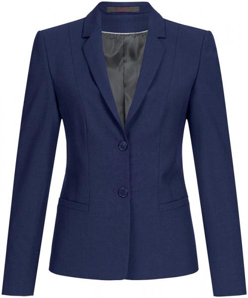 GREIFF Damen-Blazer Regular Fit royalblau Corporate Wear 1446.666.125 1446 666 Blazer