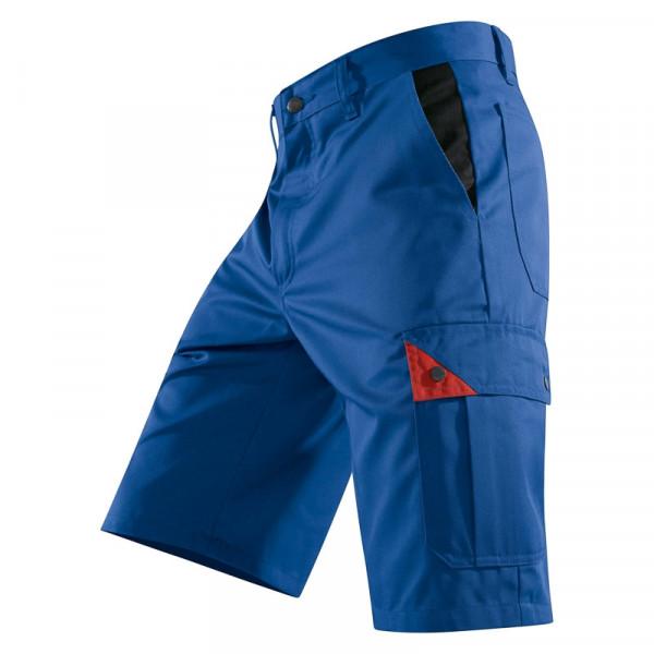 KÜBLER BRAND X Shorts kbl.blau/rot, 50815803