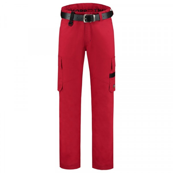 TRICORP, Arbeitshose Twill, Red, 502023