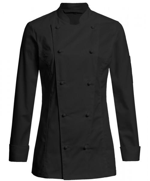 GREIFF D-Kochjacke Regular Fit schwarz Gastromoda Cuisine 5407.6220.10 5407 6220 Koch- / Bäckerjacke