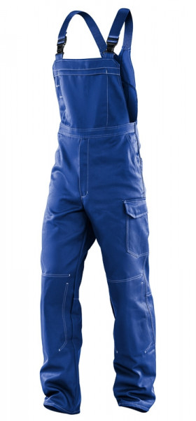KÜBLER ORGANIQ Latzhose kbl.blau, 32481414