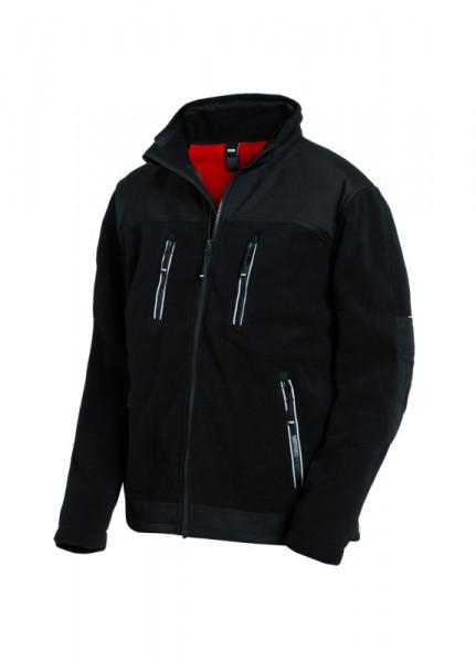FHB LOTHAR Micro-Double-Fleece-Jacke mit Membran