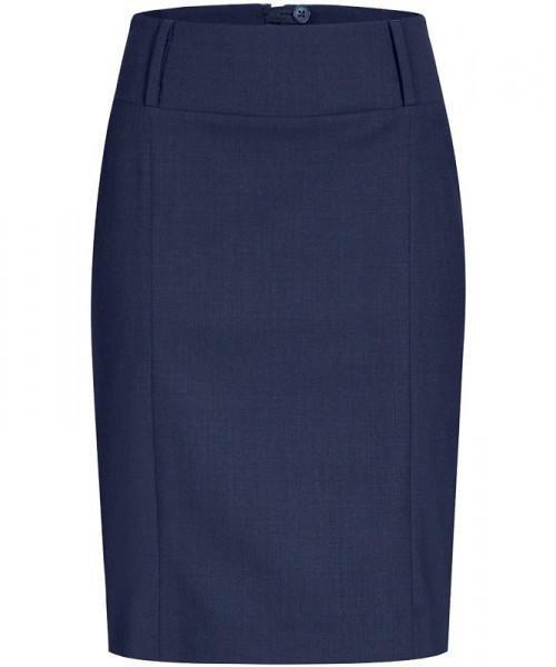 GREIFF Damen-Rock Regular Fit royalblau Corporate Wear 1517.666.125 1517 666 Rock