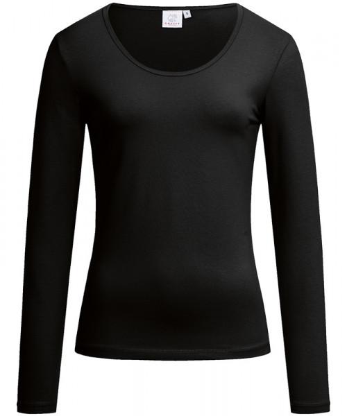GREIFF Damen-Shirt Rundhals 1/1 schwarz Blusen/Hemden/Strick 6860.1405.10 6860 1405 Shirt