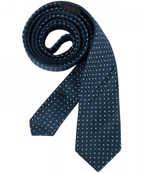 GREIFF Krawatte Slimline marine/bleu Accessoires 6918.9700.921 6918 9700 Krawatte