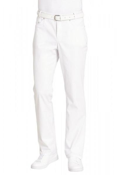 Leiber Five-Pocket Herren Jeans weiß 12/6820