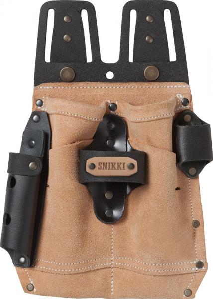 Kansas Snikki Werkzeughalter 9300 LTHR Braun 100011-240