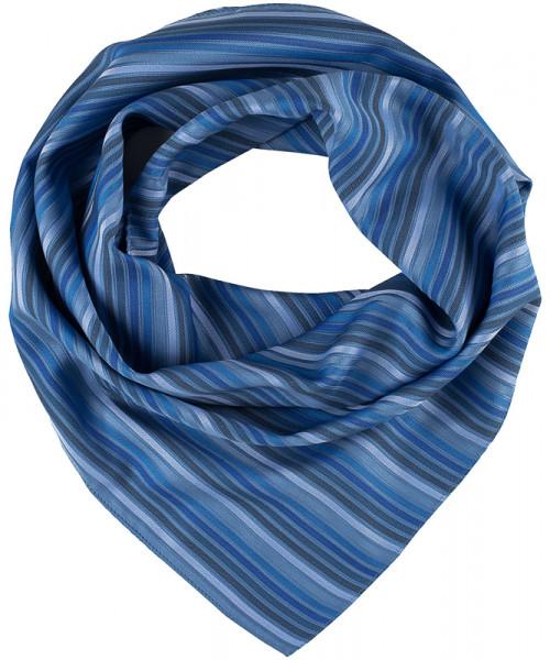GREIFF, Tuch gewebt/blau gestreift Art.Nr.6901.980