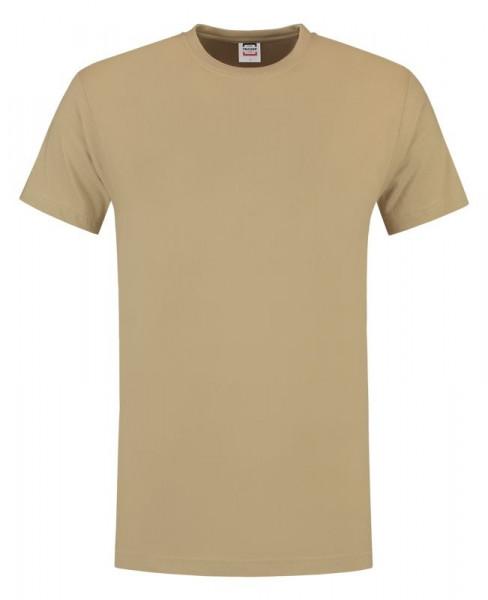 TRICORP, T-Shirt 145g, Khaki, 101001