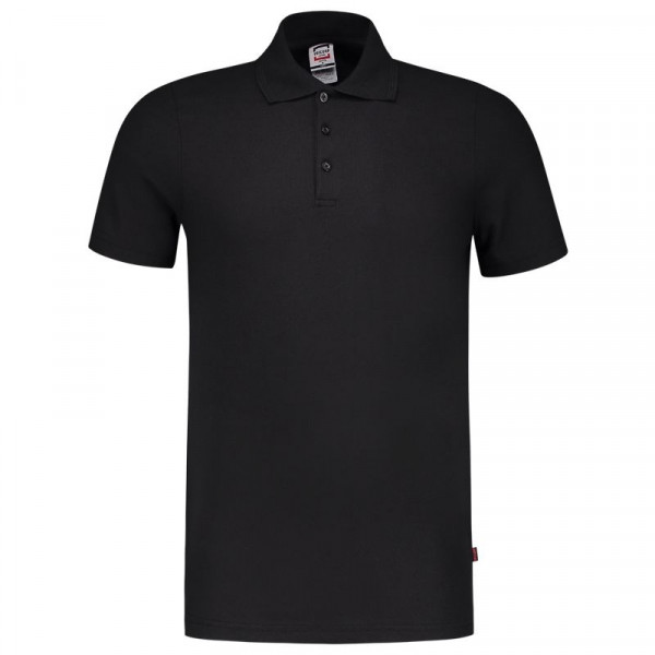 TRICORP, Poloshirt Slim Fit 180g Waschbar 60°C, Black, 201020