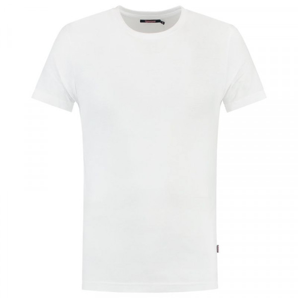 TRICORP, T-Shirt Slim Fit, White, 101004