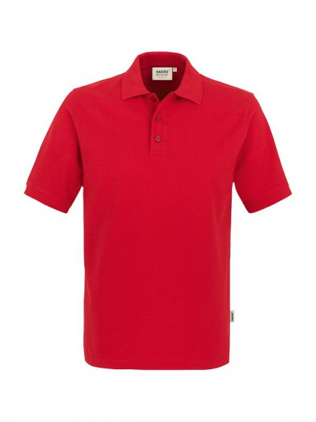 Hakro Poloshirt Performance rot 0816-002
