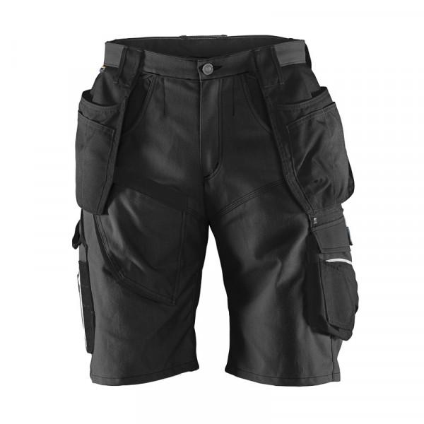 KÜBLER PRACTIQ Shorts schwarz, 24519314