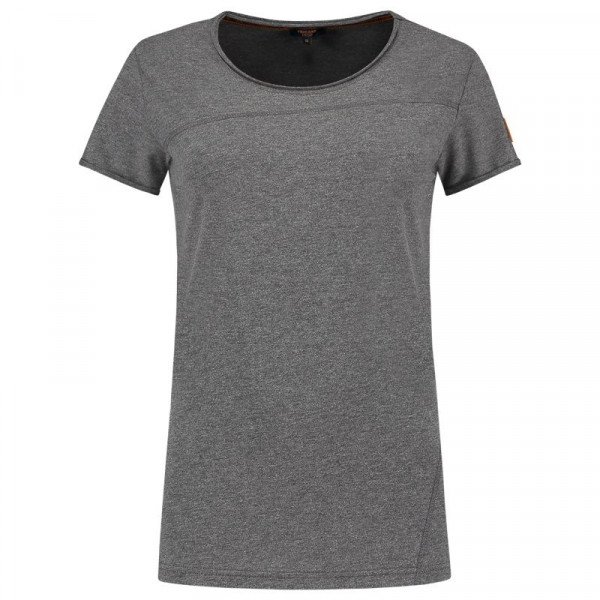 TRICORP, T-Shirt Premium Damen, Stonemel, 104005