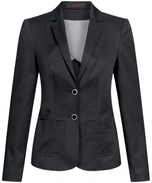 GREIFF Damen-Blazer Regular Fit schwarz Corporate Wear 1428.2700.10 1428 2700 Blazer