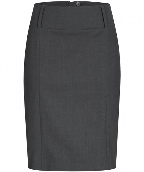 GREIFF Damen-Rock Regular Fit anthrazit Corporate Wear 1517.666.111 1517 666 Rock