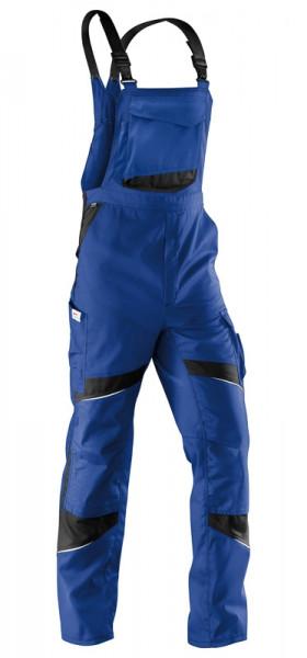 KÜBLER ACTIVIQ Latzhose kbl.blau/schwarz, 32505365