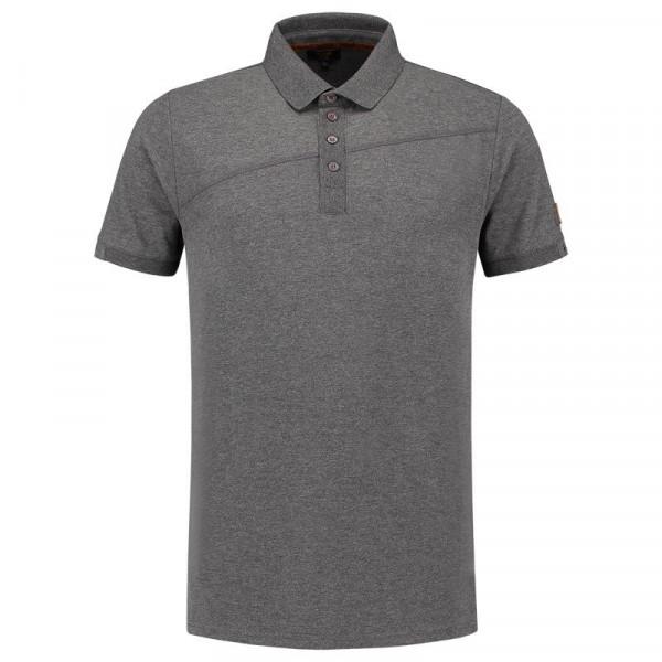 TRICORP, Poloshirt Premium Quernaht, Stonemel, 204002