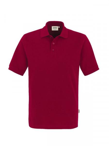 Hakro Poloshirt Classic weinrot 0810-017