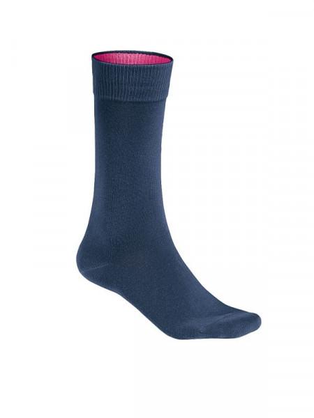 Hakro Socken Premium tinte 0933-034