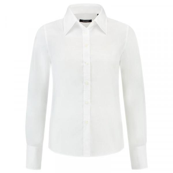 TRICORP, Bluse Basis, White, 705001
