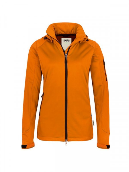 Hakro Damen-Softshelljacke Alberta orange 0248-027